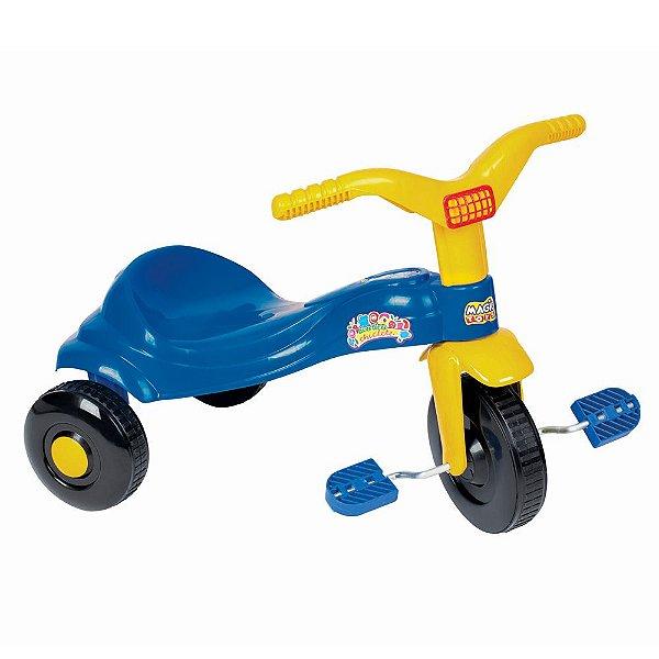 Triciclo Infantil Tico Tico - Chiclete - Magic Toys
