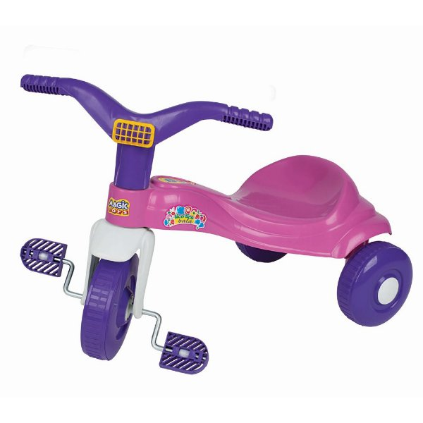 Triciclo Infantil Tico Tico - Bala - Magic Toys