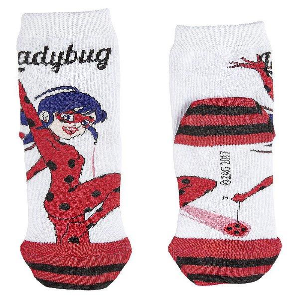 Meia Infantil Feminina Miraculos Ladybug - Lupo