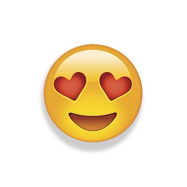 Super Ímãs Emojis - Apaixonado - Geguton