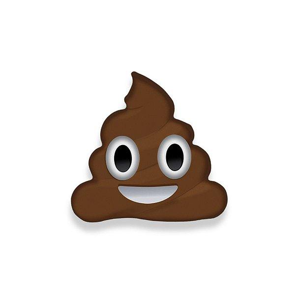 Super Ímãs Emojis - Cocô Sorridente - Geguton