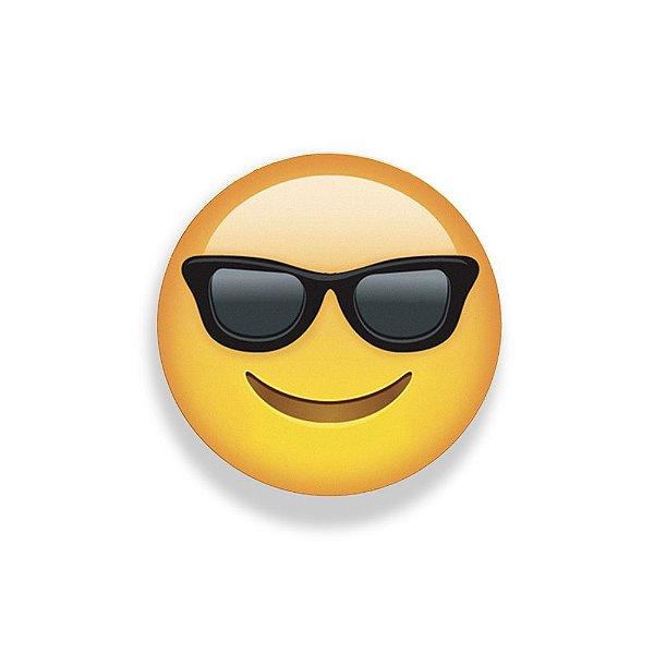 Super Ímãs Emojis - Óculos - Geguton
