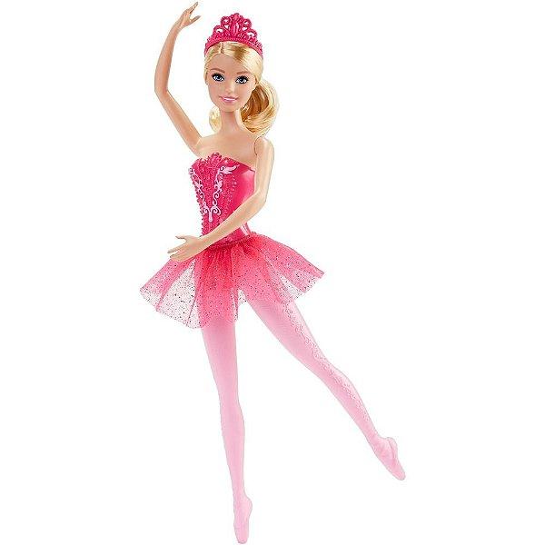 Barbie Bailarina Loira - Mattel