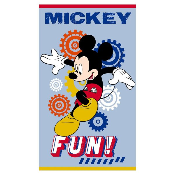 Toalha Infantil Disney Mickey Fun - Santista