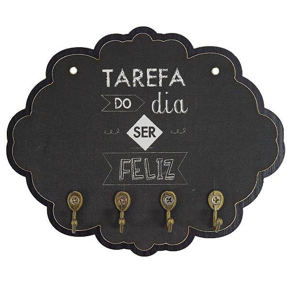 Porta Chaves Tarefa do Dia - Vikos