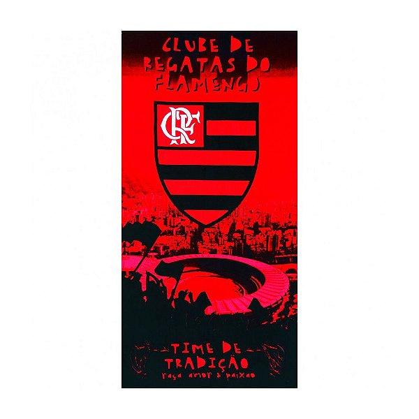 Toalha de Banho Flamengo - Döhler