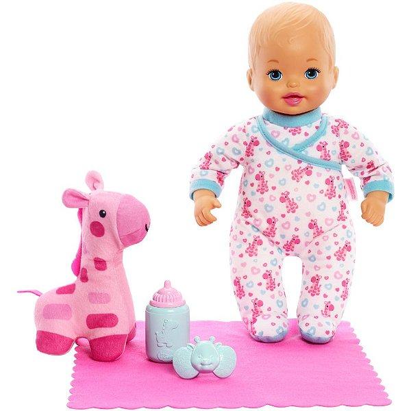Boneca Little Mommy Bebê Doces Sonhos