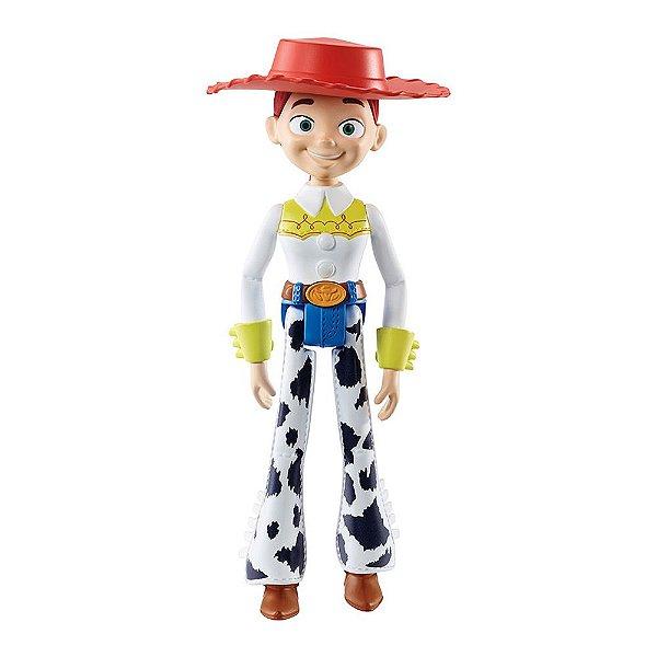 Boneco Jessie Que Fala - Toy Story - Mattel