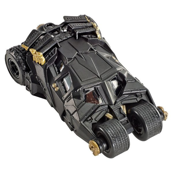 Hot Wheels - Batmóvel The Dark Knight  - Batmóvel