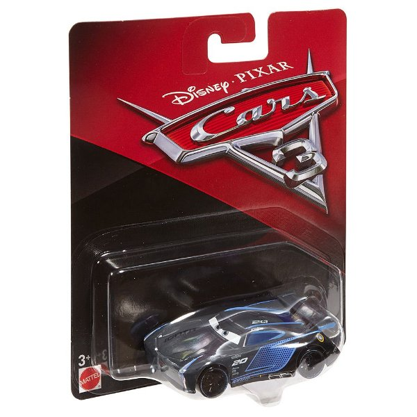 Carros 3 - Jackson Storm - Mattel