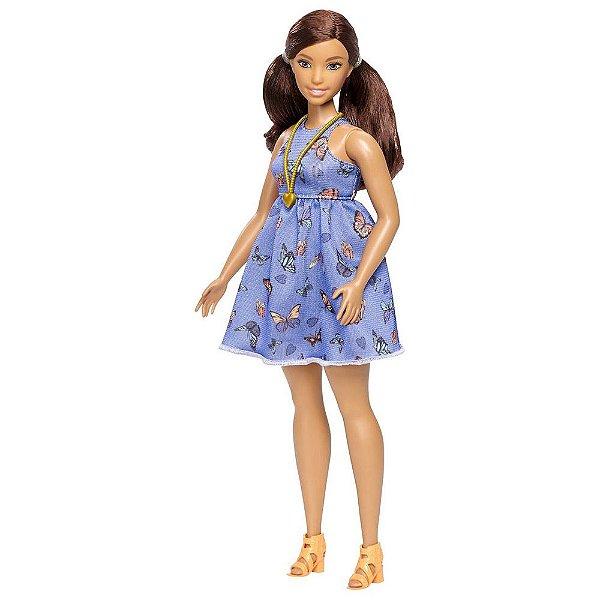 Barbie Fashionista Curvy - Beautiful Butterflies - Mattel