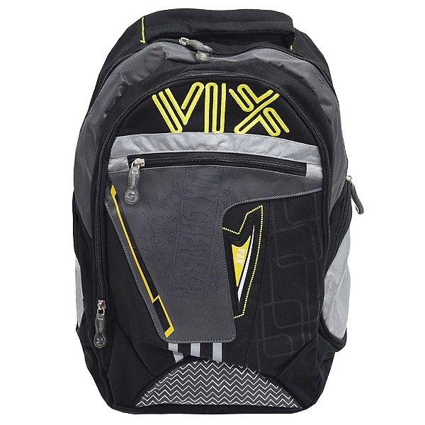 Mochila Para Notebook Vix Chenson - Preto e Cinza - Republic Vix