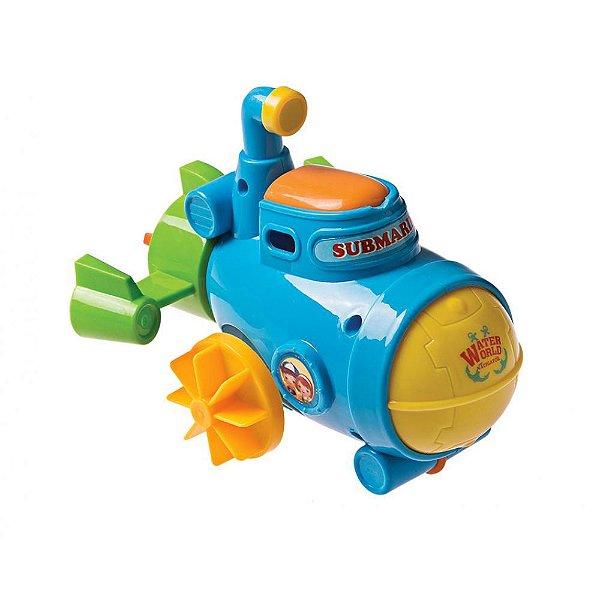 Submarino no Banho - Hora do Banho - Girotondo Baby