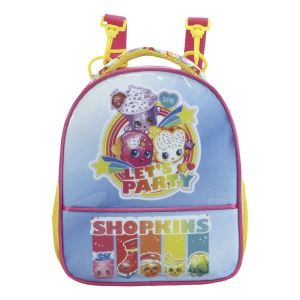 Lancheira Shopkins Let's Party - Xeryus