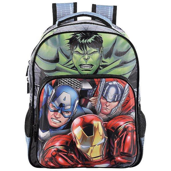 """Mochila Infantil Avengers Elite 16"""" - Xeryus"""