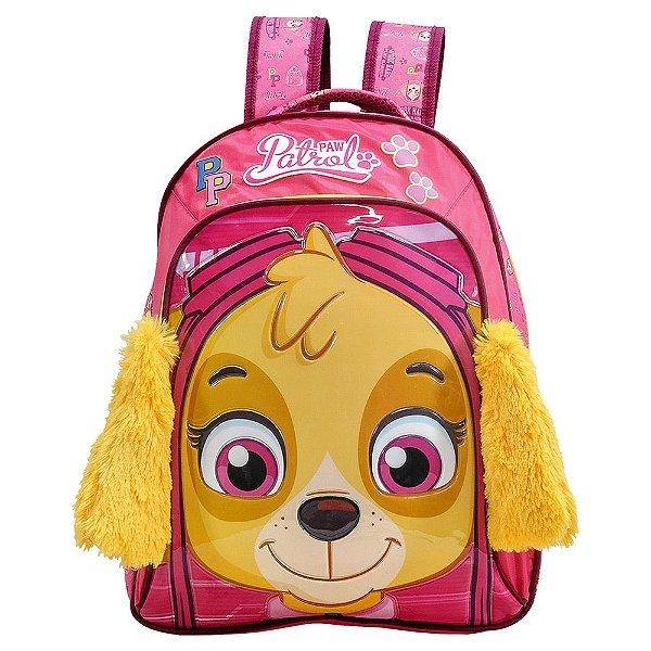 "Mochila Infantil Patrulha Canina 14"" - Skye - Xeryus"