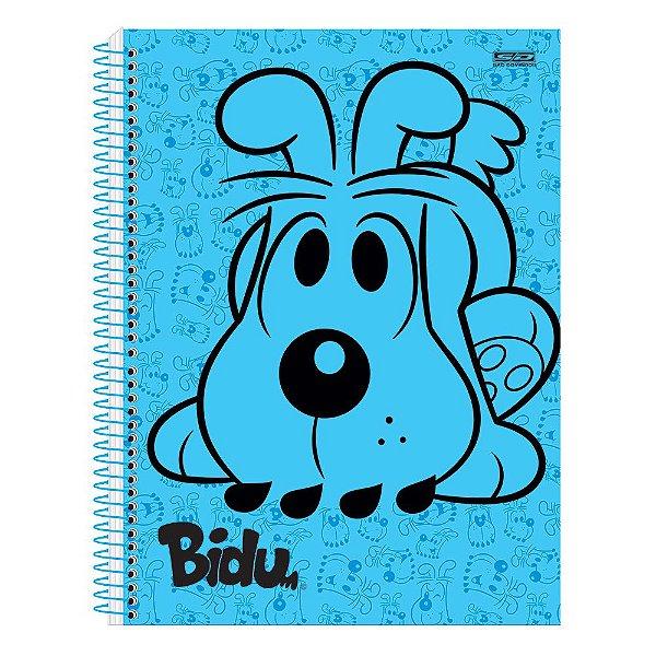 Caderno Bidu Deitado - 1 matéria - São Domingos