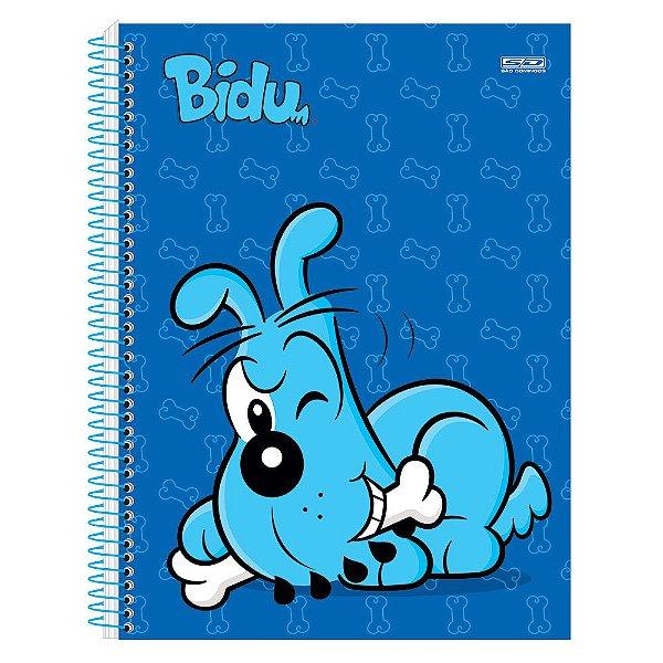 Caderno Bidu com Osso - 1 matéria - São Domingos
