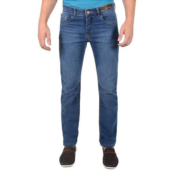 Calça Jeans Masculina - Azul - Over Black