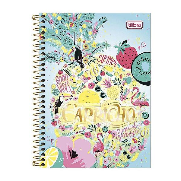 Caderno Capricho Summer - 1 matéria