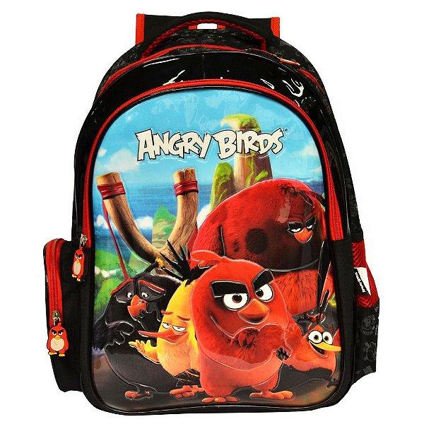 Mochila Infantil Angry Birds - O Filme - Santino