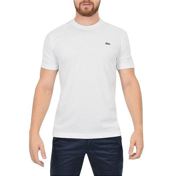 Camiseta Masculina Básica Sport - Branca - Lacoste
