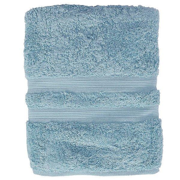 Toalha de Banho Gigante Algodão Egípcio - Azul 1670 - Buddemeyer