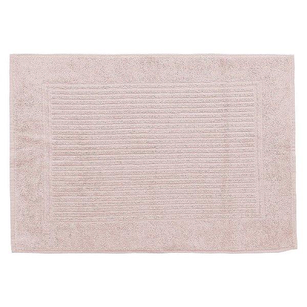 Toalha Piso para Pés - 48 x 70 cm - Rosê 1326 - Buddemeyer
