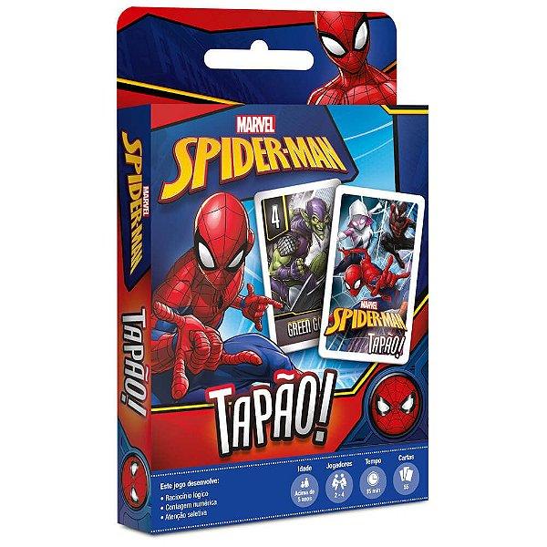 Jogo Tapão! Homem Aranha - Copag