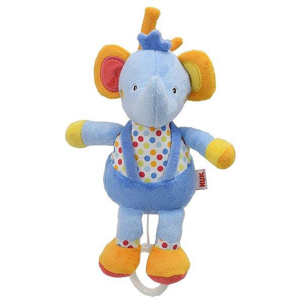 Pelúcia Musical Toy - Elefantinho - Nuk