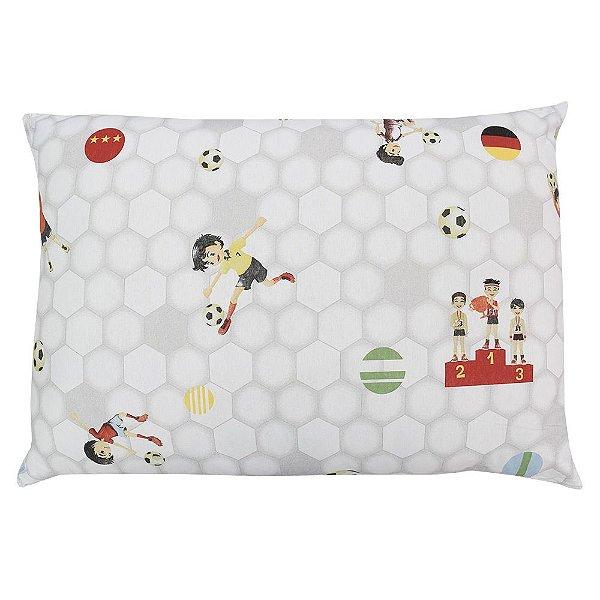 Travesseiro Mundo Kids - É Gol - Altenburg