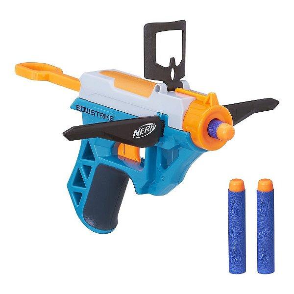 Lançador de Dardos Nerf Bowstrike - Hasbro