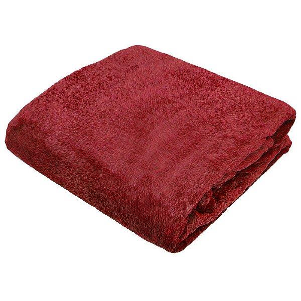 Cobertor Blanket Queen - Marsale - Kacyumara