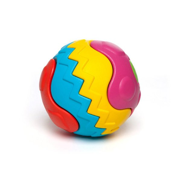 Bola Encaixa - 5 Peças - Estrela