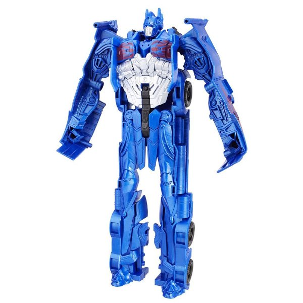 Boneco Optimus Prime Transformers The Last Knight - Hasbro