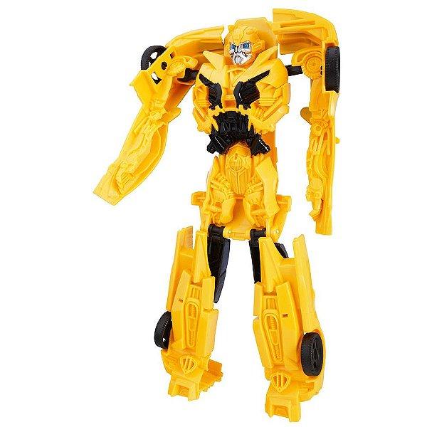 Boneco Bumblebee - Transformers The Last Knight - Hasbro