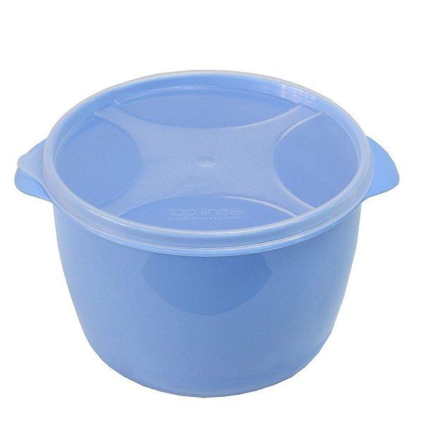 Pote Organizador Multiuso 1,4L - Azul Claro - Top Line