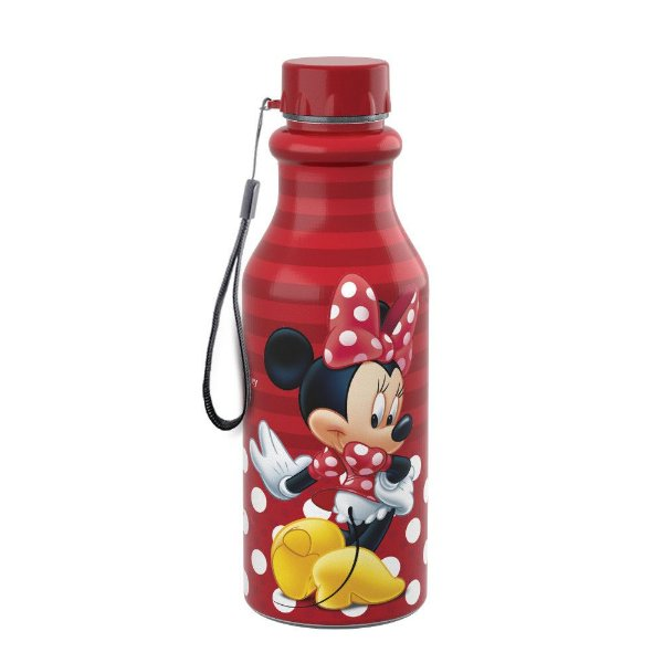 Garrafa 500ml - Minnie - Plasútil