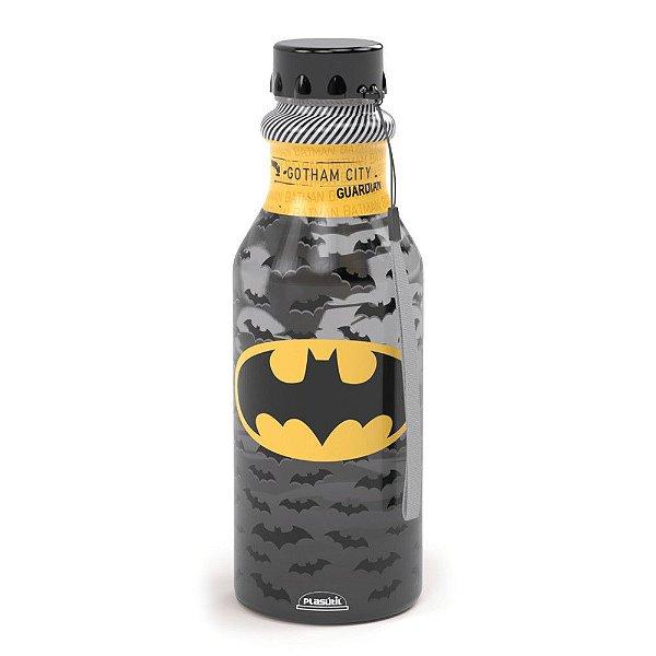 Garrafa 500ml - Batman - Plasútil