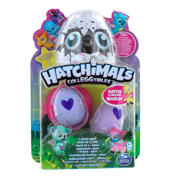 Hatchimals Colleggtibles - Série 1 - Multikids