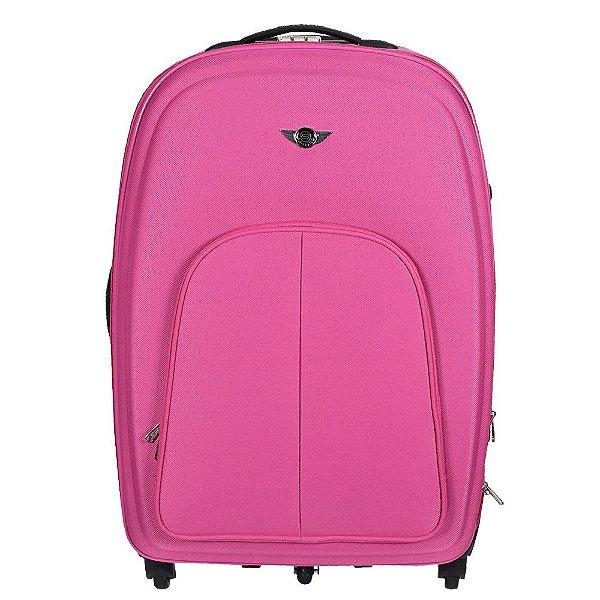 """Mala de Viagem EVA Grande 28"""" - Pink - Santino"""