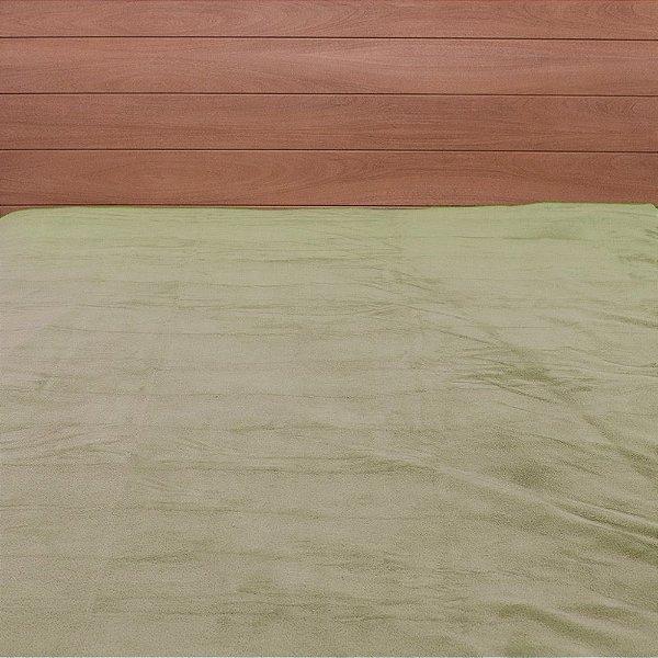 Cobertor Microfibra Queen - Marrom Claro - Parahyba