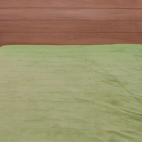 Cobertor Microfibra Queen - Verde - Parahyba