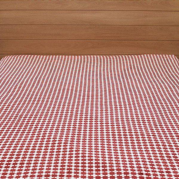 Cobertor Blanket Queen - Miniprint - Hedrons