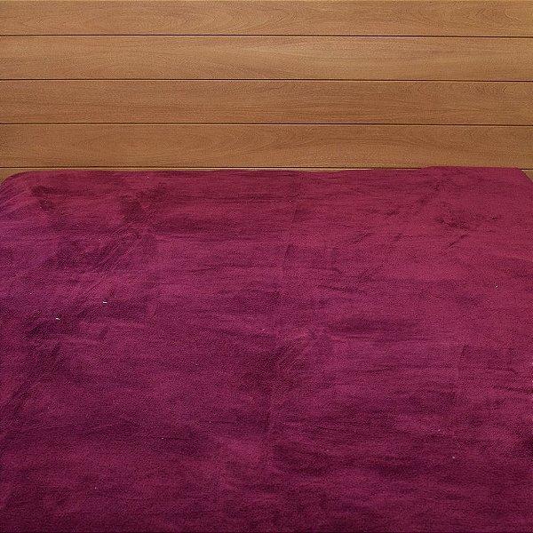 Cobertor Microfibra Casal - Marsala - Parahyba