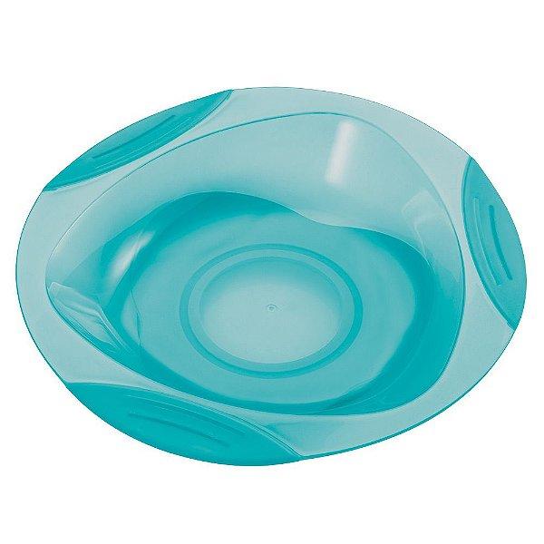 Prato Raso Com Ventosa - Azul - Multikids