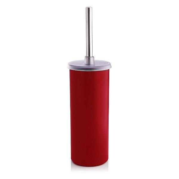 Suporte Para Escova Sanitária Gota - Vermelha - Ou