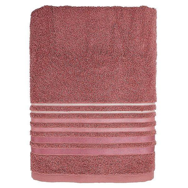 Toalha de Banho Le Bain Gavea - Rosa Coral - Artex