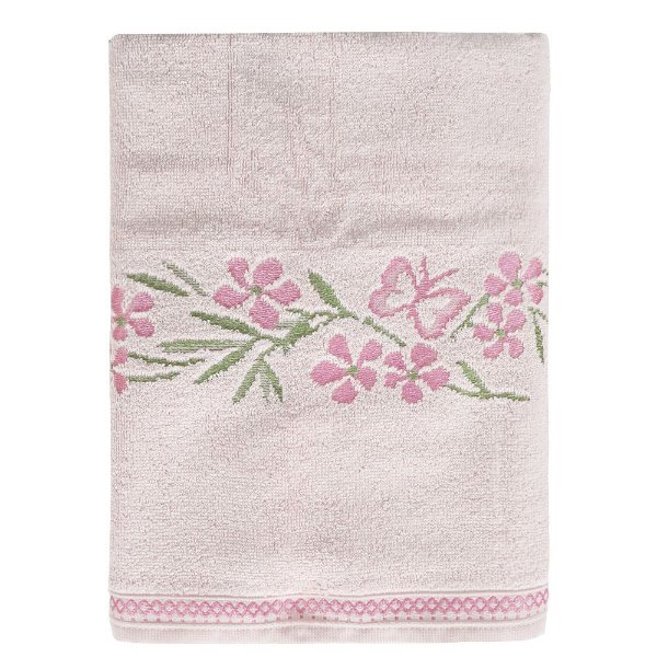 Toalha de Banho Dulce - Rosa Claro - Karsten