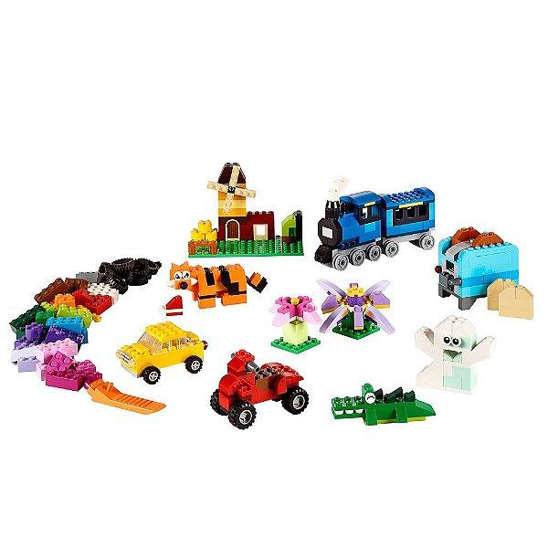 Lego Classic - Caixa Média de Peças Criativas